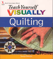 Filled with 650 photographs, Teach Yourself Visually Quilting is THE perfect book for all beginning quilters.