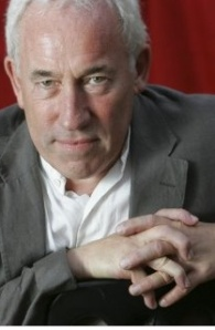 Actor Simon Callow was one of the inspirations for Gideon Brown