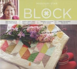 Block magazine cover