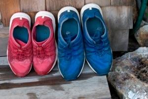 River walkin' shoes