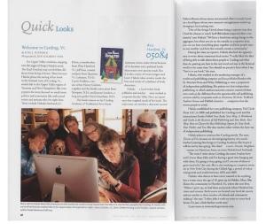 UV Mag story