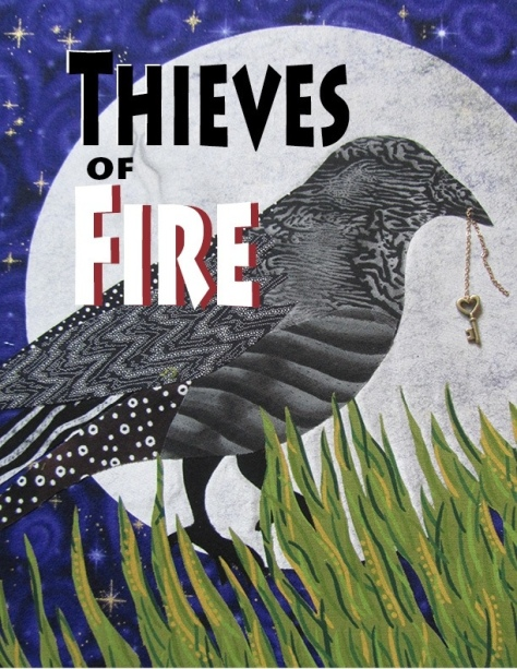Thieves of Fire draft cover 1
