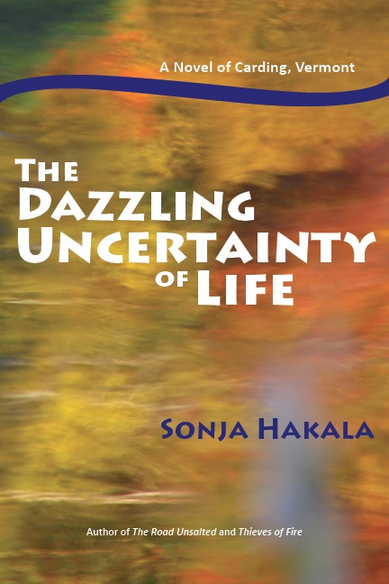 Cover for The Dazzling Uncertainty of Life
