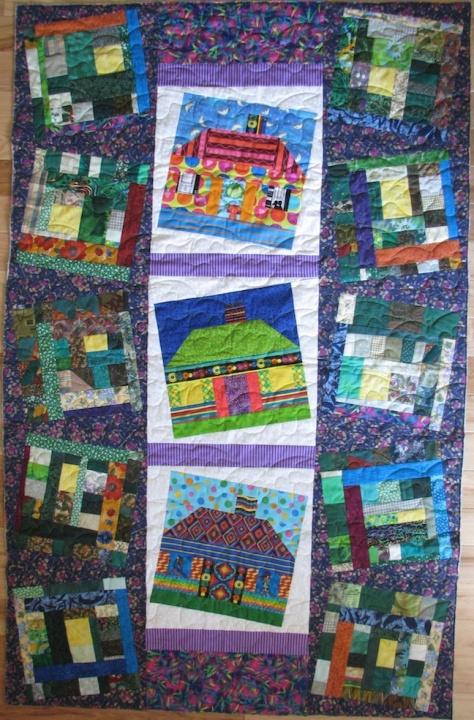 Lauren's quilt for web