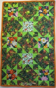 Quilt by Sarah Monego