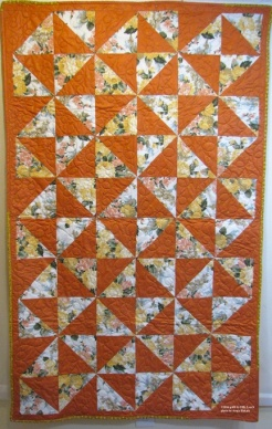 Quilt by Ellie Leach