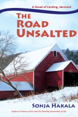 Cover for the new edition of The Road Unsalted