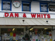 Dan & Whit's in Norwich, Vermont, the inspiration for Cooper's General Store in Carding, Vermont