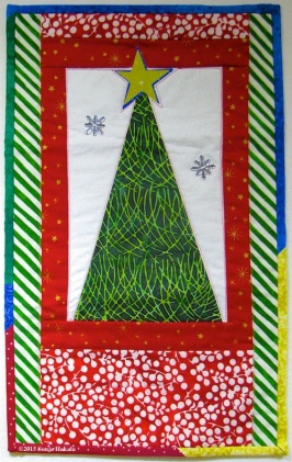 Quilted Christmas tree for web