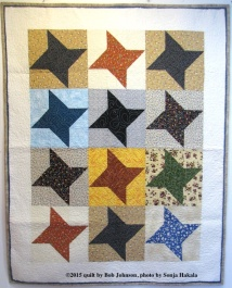 Quilt by Bob Johnson