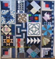 Quilt by Marianne Kotch
