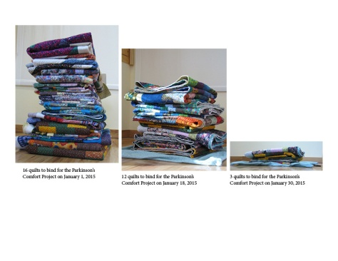 Piles of quilts for PCP for web