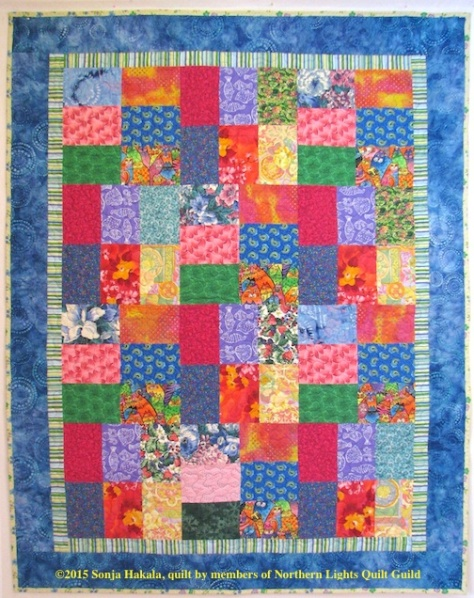 2015-5016 quilt NLQG community service
