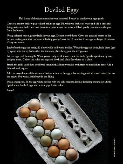 WQ-Deviled eggs