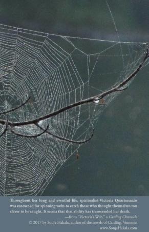 SH-Victoria's web