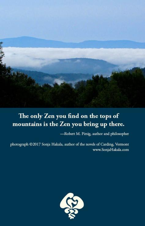 SH-zen mountain