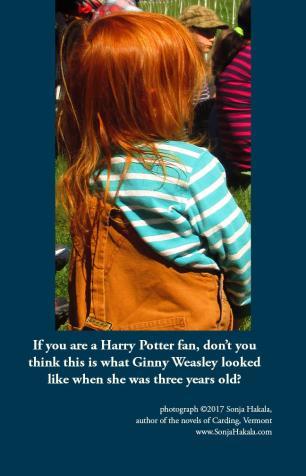 SH-ginny weasley
