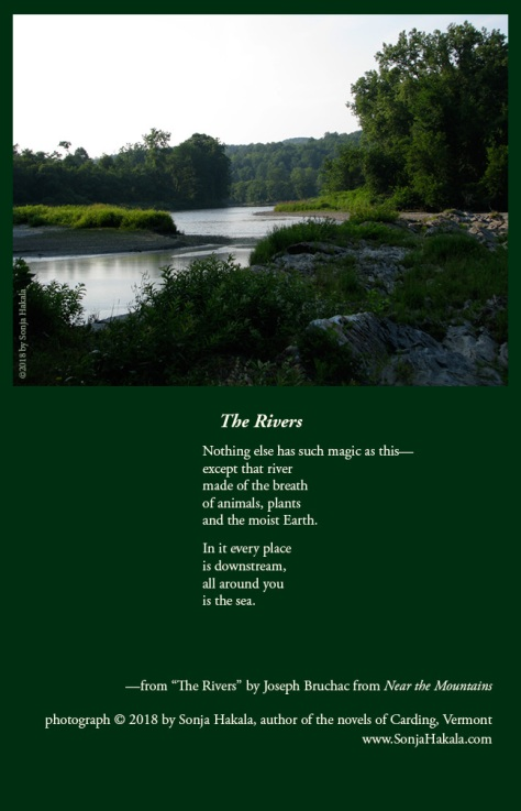 SH-river poetry