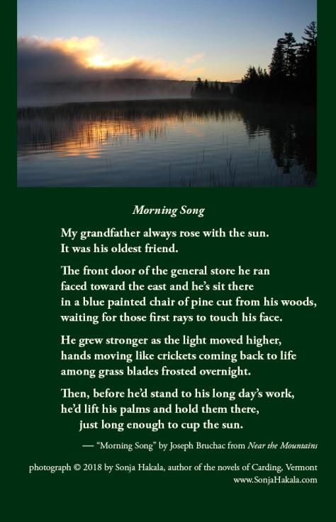 Morning Prayer | Sonja Hakala