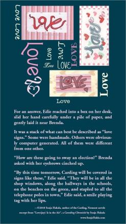 SH-Love signs