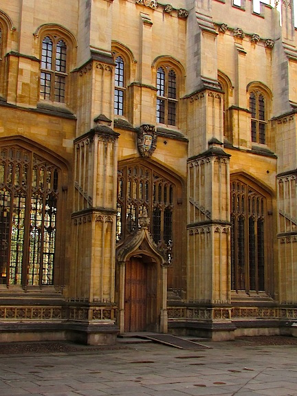 Bodleian Quad 2