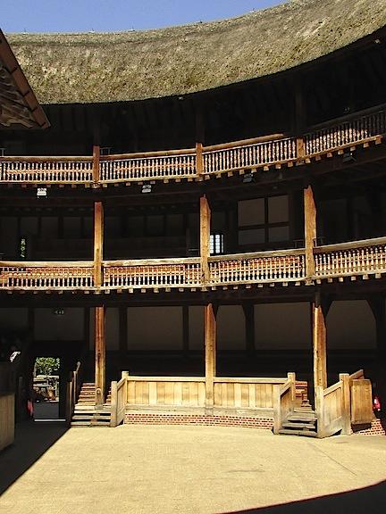 Shakespeare globe interior 2