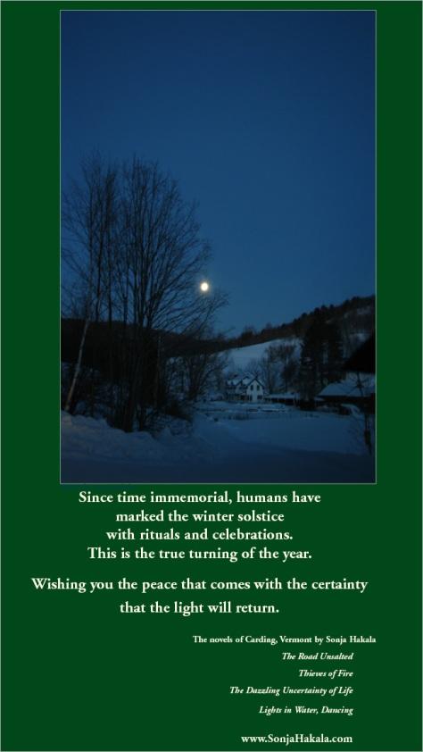 SH-solstice moon