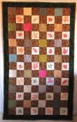 Leaf quilt 2-20 quilts 10-14-19