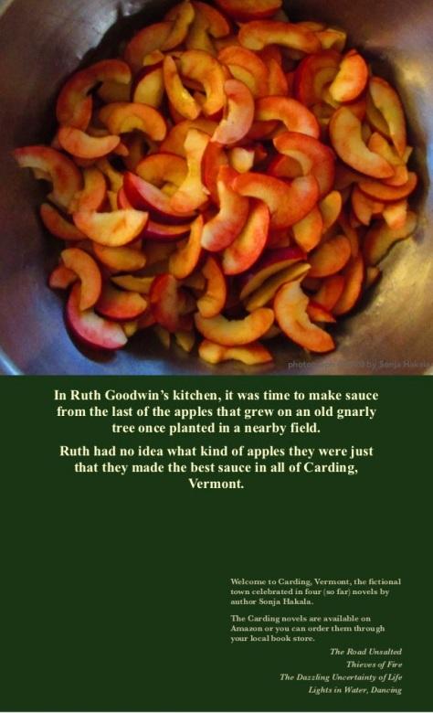 SH-Apples for applesauce
