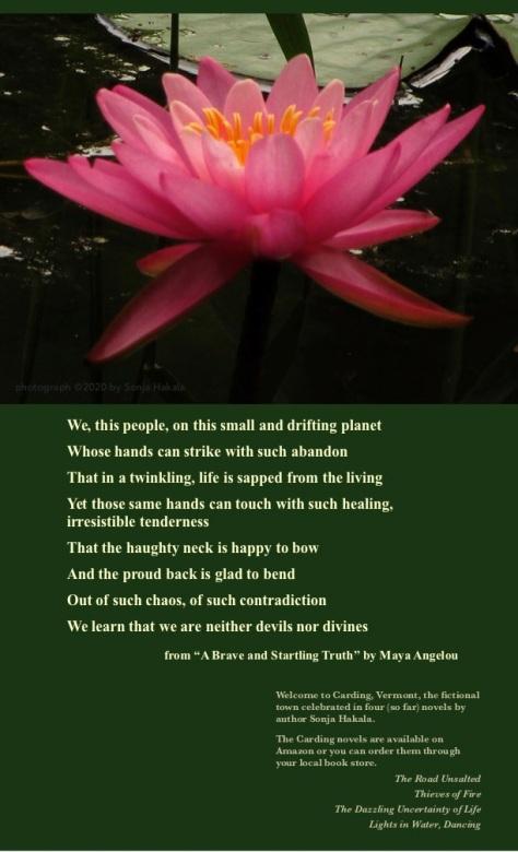 SH-Maya Angelou poem