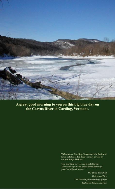 SH-Upstream in winter