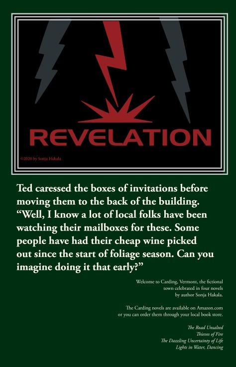 SH-revelation